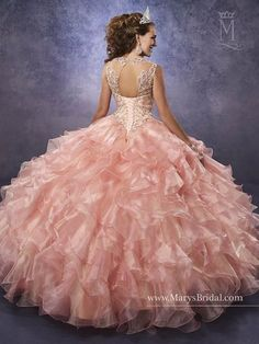 4645a51ac5d Mary s Bridal Princess Collection Quinceanera Dress Style 4Q483-Mary s  Bridal-ABC Fashion Ball Dresses
