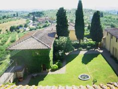 Villa Monteoriolo, Tuscany, Italy.  We enjoyed a day taking a cooking class while learning about the amazing history of the olive oil fields.  Next time we'll be staying in the Villa!!