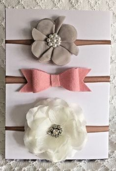 Baby Child Hair Band Hair Accessories  flowers bows photo prop baby gift