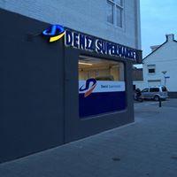 Deniz Supermarkt. Openingstijden. Ma.di.wo.do 09:00-18:00 Vrijdag 09:00-21:00 Zaterdag 09:00-18:00 Zondag 12:00-18:00