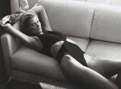 Vogue Paris - Serie Noire