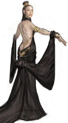 Persephone, from the video game God of War
