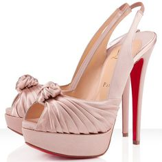 All You Need is Love And Christian Louboutin Jenny 140mm Special Occasion Nude EGM!