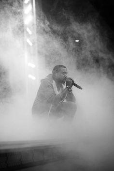 Kanye West. BEST concert I've ever gone to. For real.