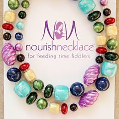 Mommy Necklace for breastfeeding mums