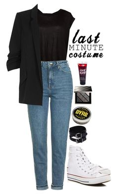 """eleven // bitchin'"" by ohsnapitzblanca on Polyvore featuring Topshop, River Island, Converse and Burberry"