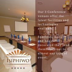 Conference Venue South Africa, Gauteng