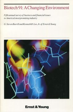 Michael Riordan, Gabriel Schmergel and James Vincent interviewed by G Steven Burrill in 1991. Biotech Report. Gilead, Genetics Institute, Biogen.
