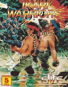 Ikari Warriors Video Game Posters, Video Game Art, Games Box, Old Games, Retro Video Games, Retro Games, Gaming Wall Art, Pc Engine, Video Game Collection