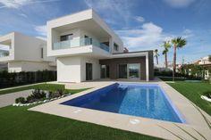 RicaMar Homes Real Estate | Luxury Golf Villa in Orihuela