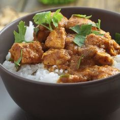 Curry chicken from Grandmother's Kitchen