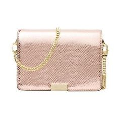 0b7c05b0b7f6 Michael Kors Jade Gusset Embossed Soft Pink Leather Clutch - Tradesy Leather  Fabric, Pink Leather
