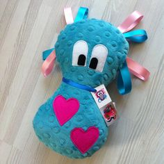 Cuddle Monsters by Cuddle Monster Crafts