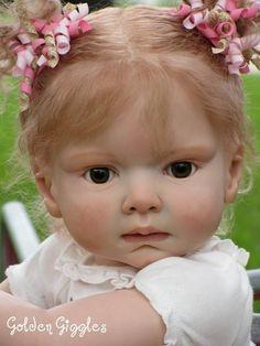 Leontyne Toddler Doll Kit by Danielle Zweers