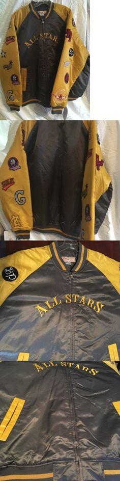 Baseball-Negro Leagues 78129  Nlbm Negro League All Stars Jacket 4Xl Brand  New With 4ecdafdea09e