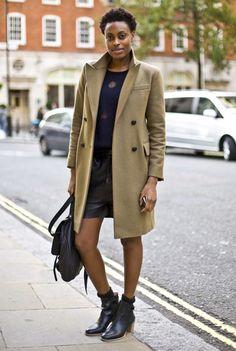 Donna Wallace, Elle UK, London | Street Fashion | Street Peeper | Global Street Fashion and Street Style