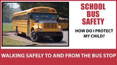 http://www.garymartinhays.com/posts/how-to-safely-walk-to-and-from-the-bus-stop/