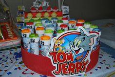 másqchuches: Pomperos Tom & Jerry. Ref: 097