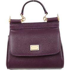 Pre-owned Dolce & Gabbana Miss Sicily Mini Crossbody Bag