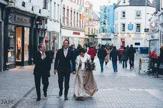 Galway, Co. Galway, Republic of Ireland Wedding Destinations, Destination Wedding, Vow Renewal Ceremony, Republic Of Ireland, Love Story, Our Wedding, Street View, Celebrities, Beautiful