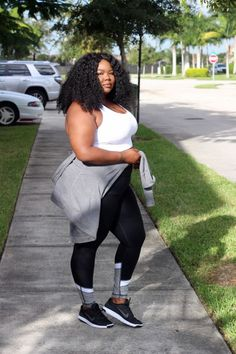 Time To Work It Out – Everything Curvy and Chic