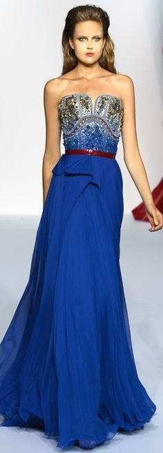 Personal Fashion Stylist: Basil Soda - Art of Fashion Haute Couture Gowns, Couture Mode, Couture Fashion, Couture 2015, Beautiful Gowns, Beautiful Outfits, Gorgeous Dress, Lovely Dresses, Marine Uniform