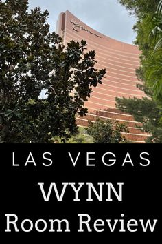 Wynn is a luxury Las Vegas resort that sits on the north end of the Strip. Although staying at Wynn has been on our bucket list for some time, we only recently stayed there for the first time. We wanted to share our hotel review of their Resort King room, which was on the 14th floor with a view of the Strip. Wynn Las Vegas, Las Vegas Resorts, Hotel Reviews, First Time, Room, Bucket, King, Luxury, Bedroom