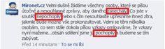 Mironet on Facebook