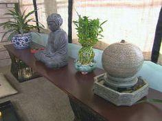 Focal point Hgtv, Zen, Flare, Home And Garden, Asian, Inspired, Inspiration, Home Decor, Biblical Inspiration