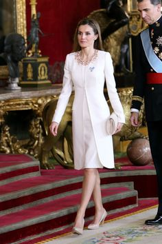 A Royal Success: Queen Letizia of Spain's Style - Queen Letizia of Spain Coronation