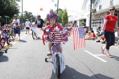 Pitman's Fourth of July Parade 2012