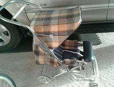 Vintage Hedstrom Baby Stroller