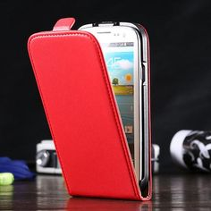 Business Leather Phone Case For Samsung Galaxy S3 S4 For Samsung Galaxy S3 I9300 Magnetic Vertical Flip Cover