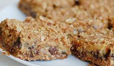Nutritious and delicious, Swanson Raisin Nut Bars are packed with good-for-you ingredients like Swanson Organic Raisins, Swanson Organic Walnuts and Bob's Red Mill Rolled Oats.