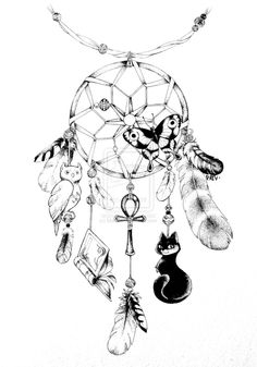 dreamcatcher tattoos on forearm - Google Search
