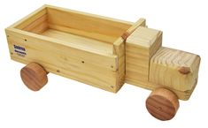 Wood Kids Toys, Wood Toys, Cool Wood Projects, Pallet Projects, Diy Toys Car, Diy End Tables, Toy Trucks, Wood Pallets, Diy For Kids