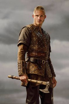 Vikings season 3 Bjorn l Cast Promotional Pictures