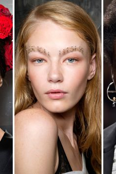23 Iconic Fashion Week Beauty Looks That Totally Slay | Teen Vogue