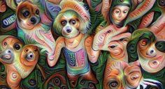 How Does Google's Deep Dream Code Generate Such Bizarre Images?