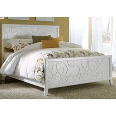 Progressive Furniture Links Panel Bed | from hayneedle.com