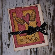itty bitty can be found at www.unitystampco.com -  unity stamp company - card created by maria gurnsey