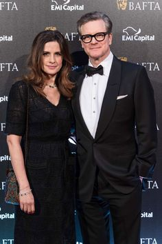 Colin Firth Photos Photos - Colin Firth and his wife Livia Giuggioli attend the BAFTA 2017 film gala dinner on February 9, 2017 in London, United Kingdom. - EE British Academy Film Awards Gala Dinner - Arrivals