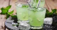 Recette de Cocktail drainant sans alcool au thé vert. Facile et rapide à réaliser, goûteuse et diététique. Ingrédients, préparation et recettes associées.