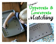 Magnetic Uppercase &