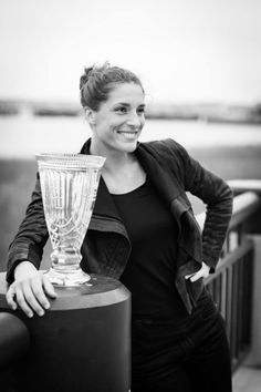 2014 Family Circle Cup champion Andrea Petkovic Petkovic, Family Circle, Photo Shoot, Tennis, Champion, Golf, Woman, Lady, Sports