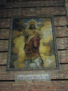 Spanish Church art