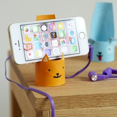 Try a Phone Stand
