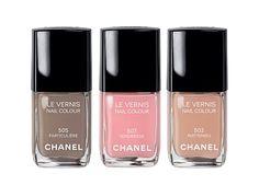 love these Chanel nail polish colors Chanel Nail Polish, Chanel Nails, Best Nail Polish, Nail Polish Colors, Chanel Makeup, Nail Polishes, Nails Inc, Us Nails, Hair And Nails