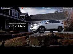 2017 HONDA CR-V The all-new 2017 CR-V contains all of the original CR-V spirit, channeled into its most beautiful form yet.  In stock and ready for Test Drive! For further details on Honda CR-V or other models offered by Honda, please visit our showroom or visit our website www.sisleyhonda.com