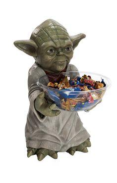 Yoda Süßigkeiten Halter #StarWars #StarWarsCollectible #YodaCandyholder #Yoda #Candyholder #StarWarsCandyholder